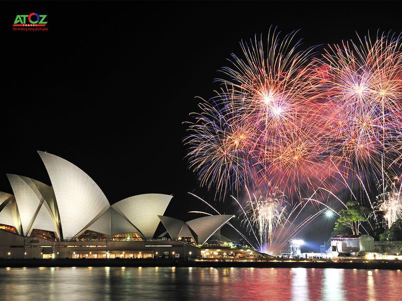 Tour Úc Tết 2020 (mùng 2 & 4): MELBOURNE - SYDNEY