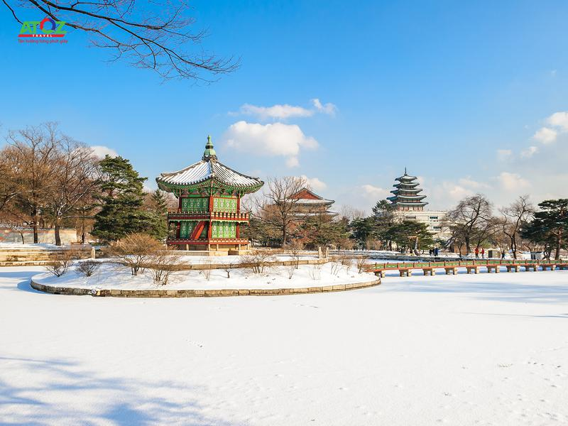 Tour Hàn Quốc tết 2020 (mùng 1, 3, 5 & 7): Seoul – Đảo Nami – Elysian – Lotte World