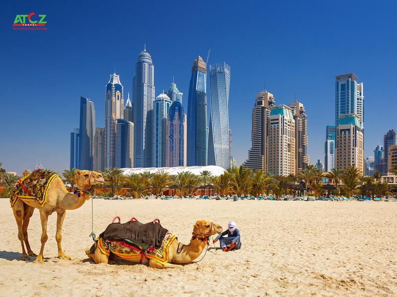 Tour Dubai: Dubai - Abu Dhabi