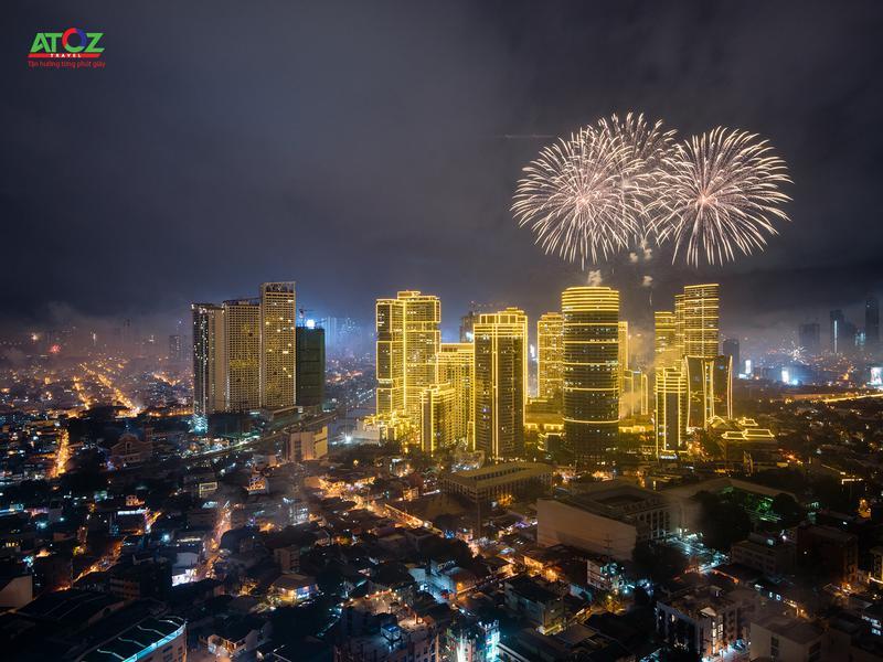 Tour Philippines tết 2020 (tối mùng 1):  Manila – Thác Pagsanjan – Núi Lửa Tagaytay